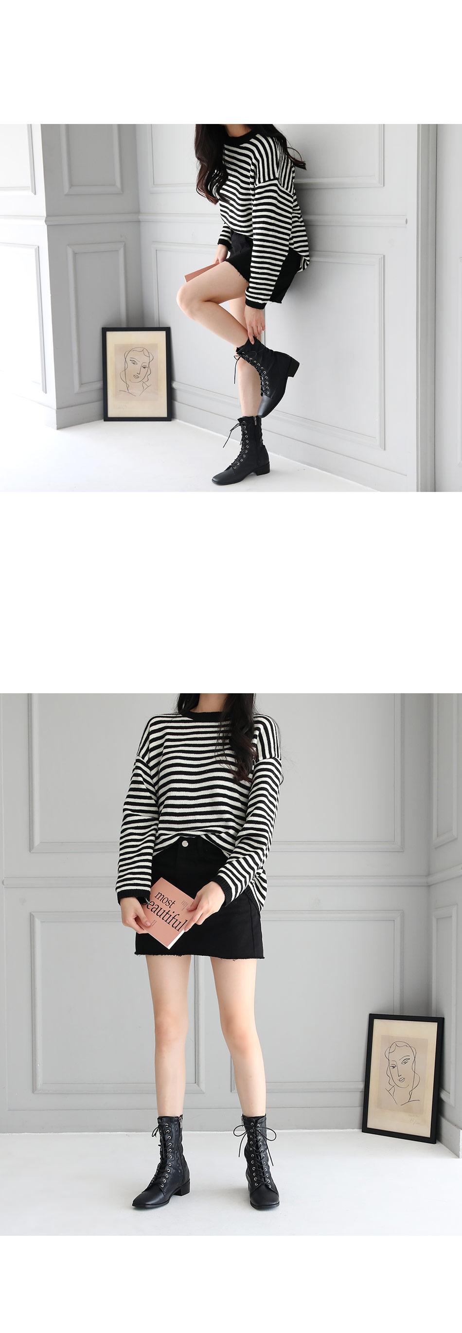 Pleton dangara knit