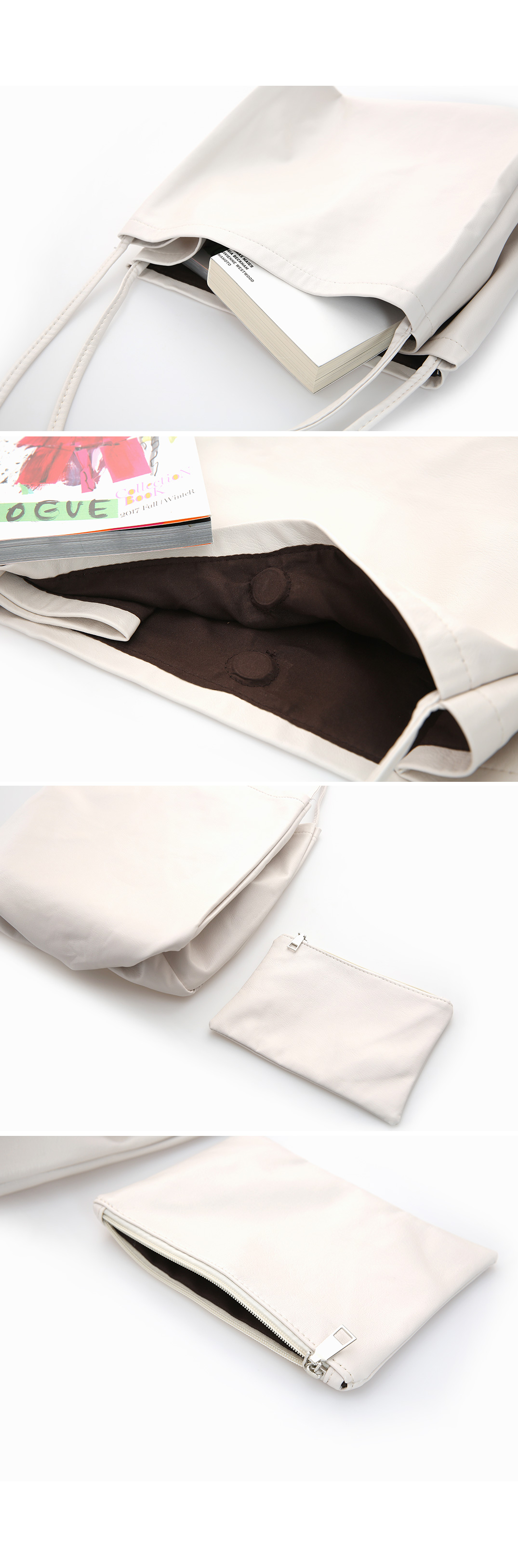 Francienne Big Shoulder Bag