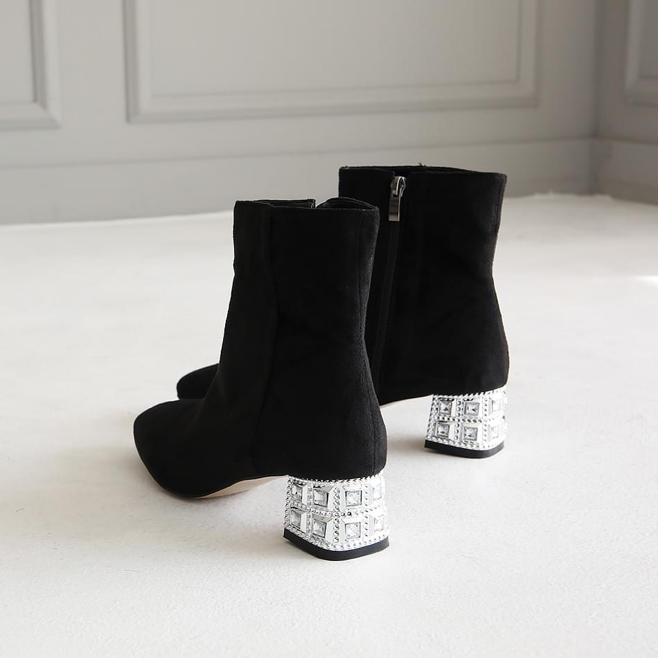 Ledello Ankle Boots 4cm