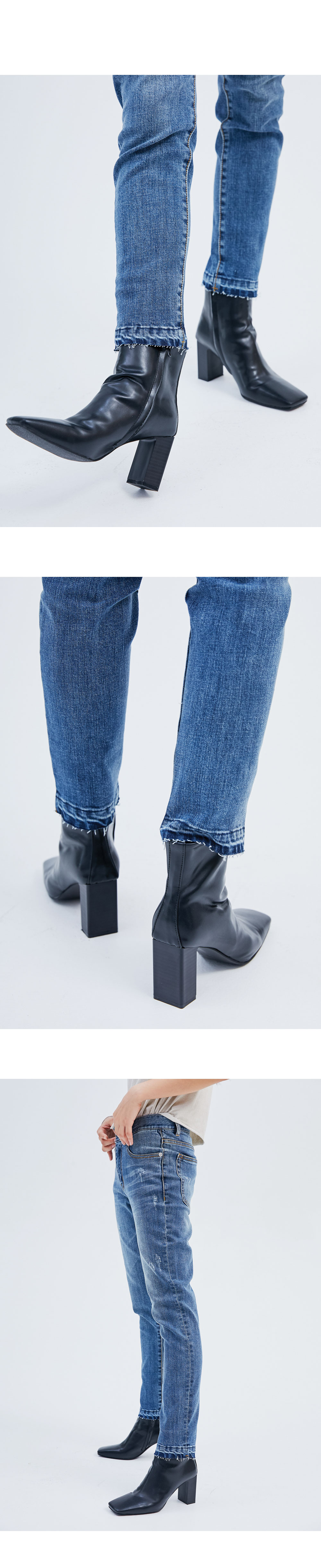 modern ankle boots