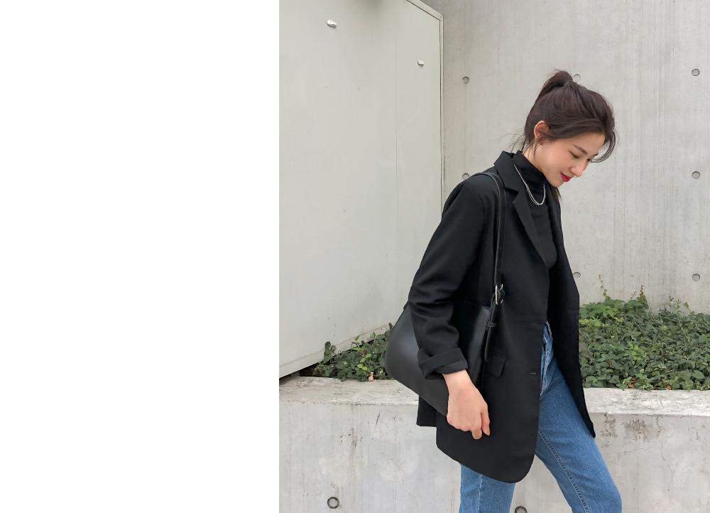 basic boxy-fit jacket