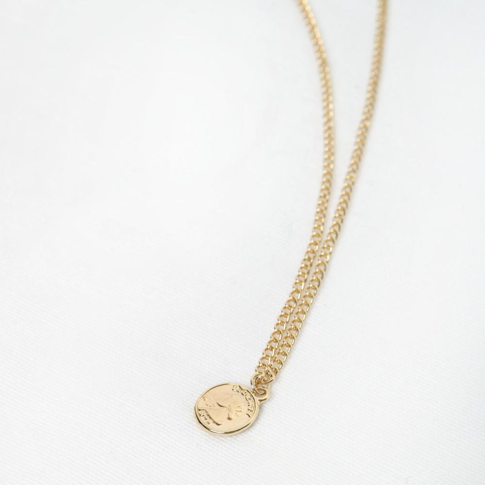 Mini Gold Necklace