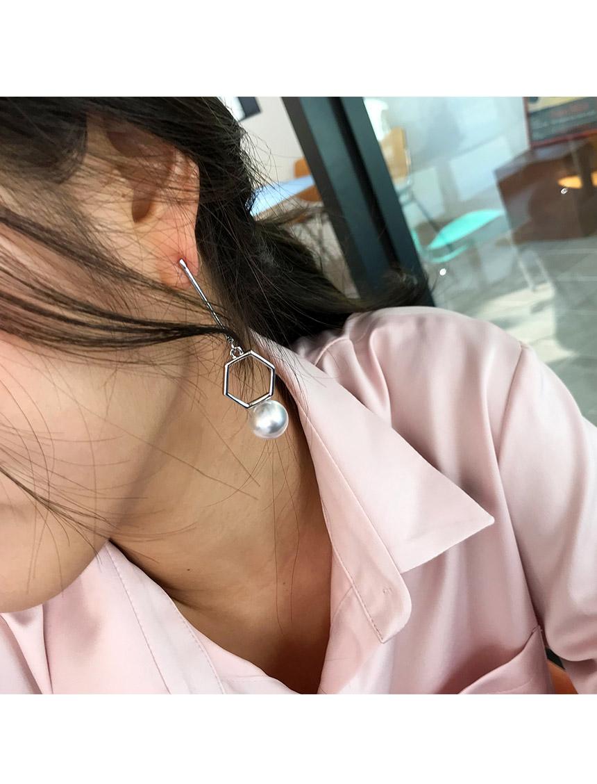 Diami Pearl Earring