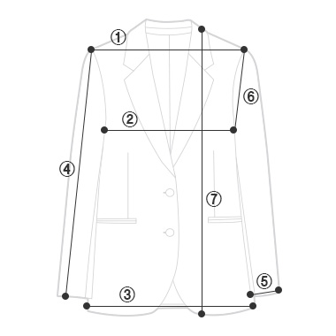 Ribbed V-neck cardigan