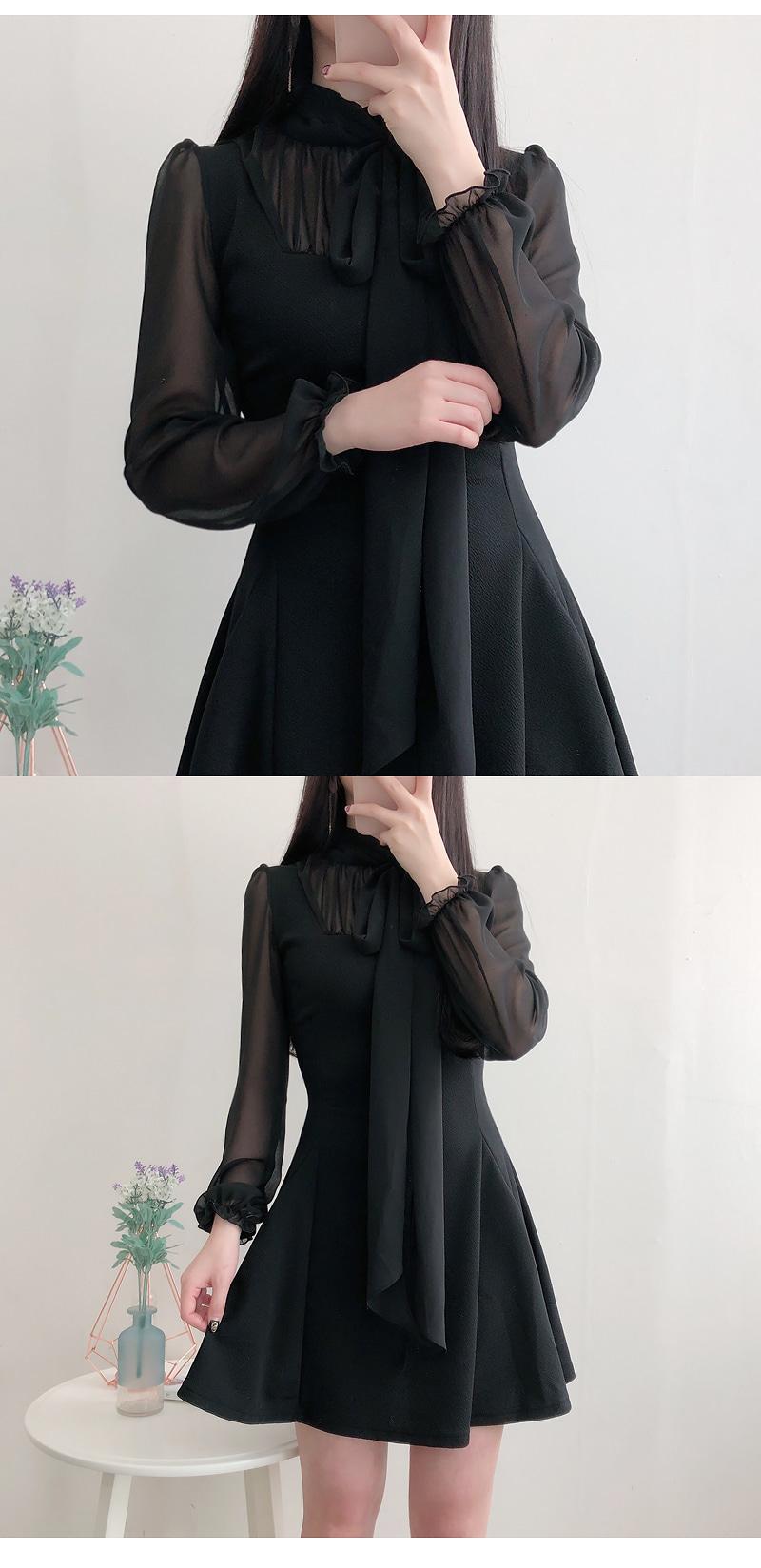 Sweet Chiffon Dress
