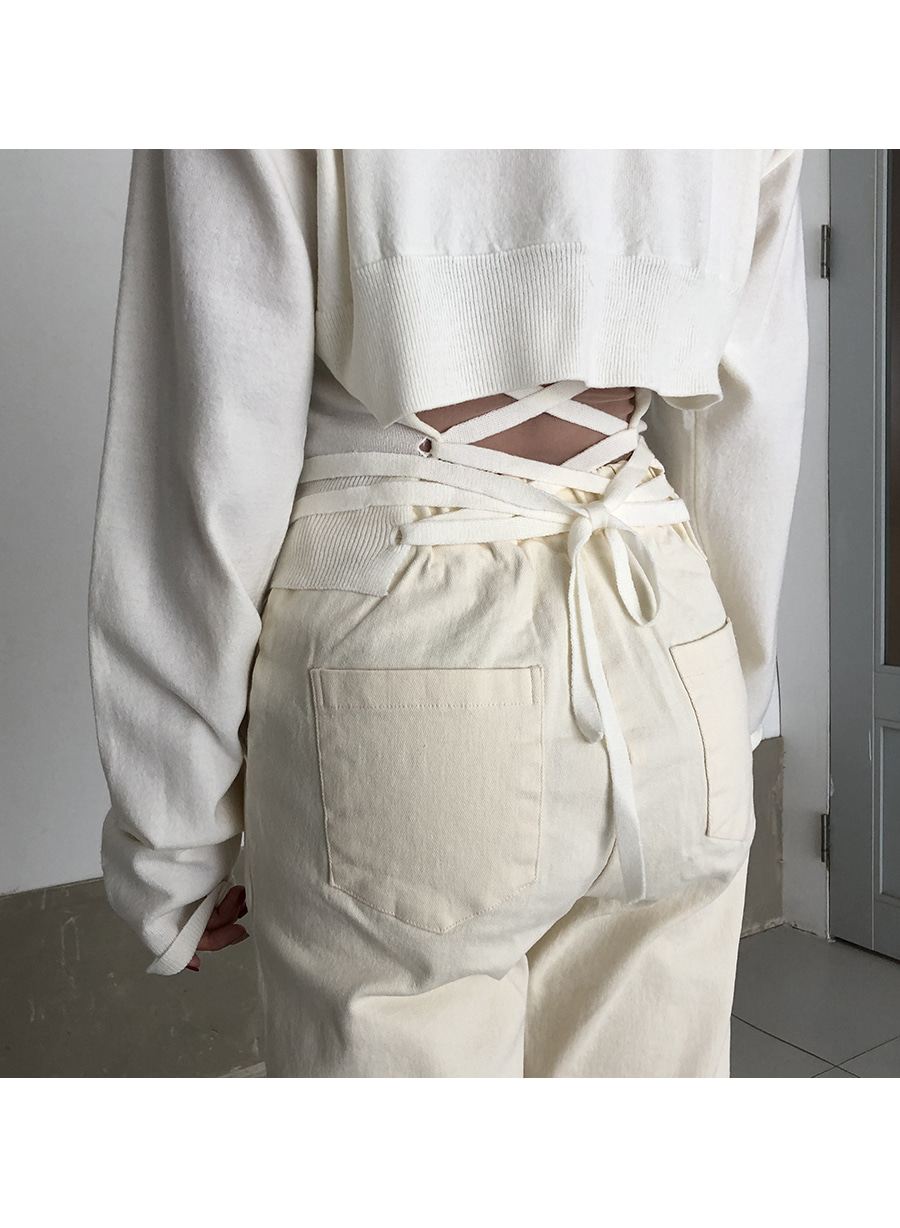Roll-Up Standard Fit Pants