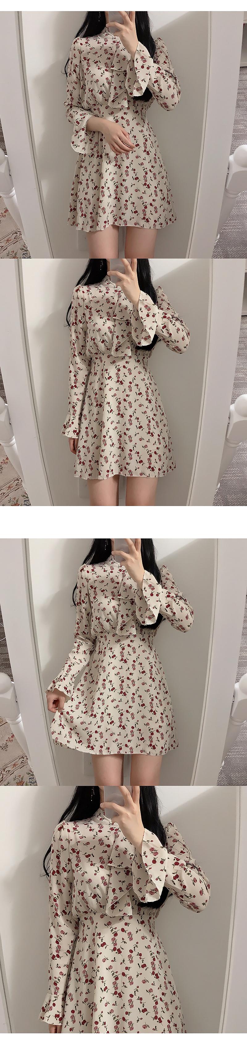 Runaway ♥ romance flower dress