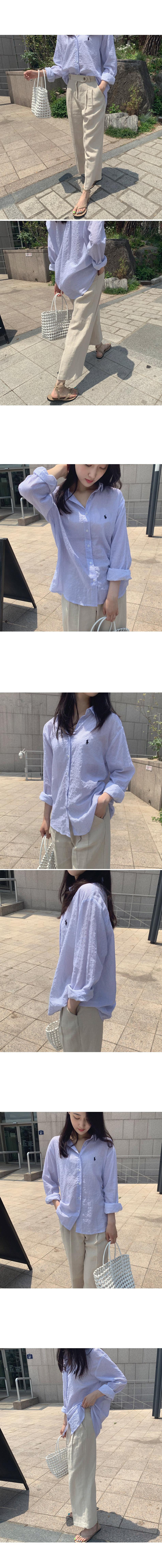 Sky Stripe Shirt _H