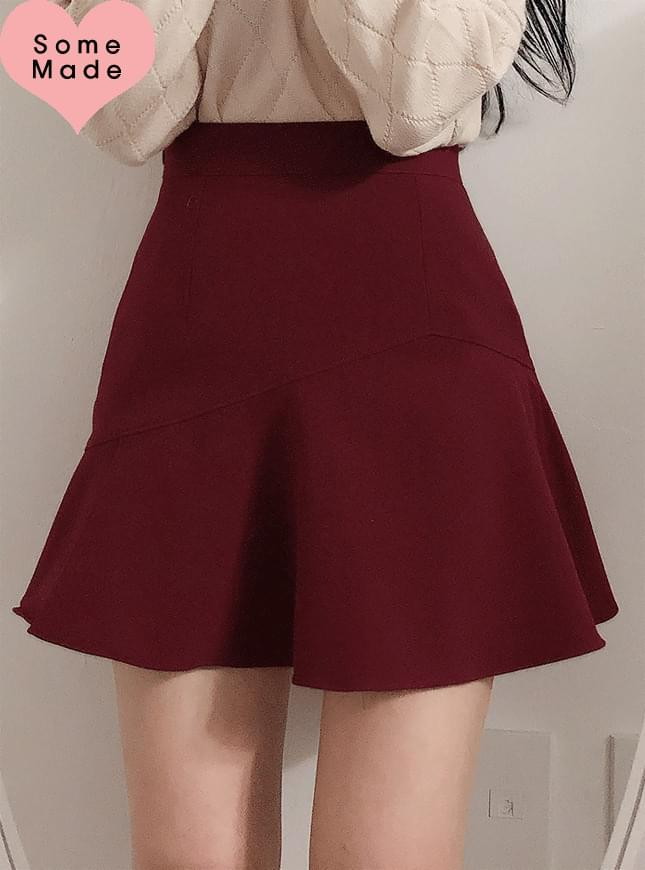 Self-made ♥ Life Unfooted Frill Skirt