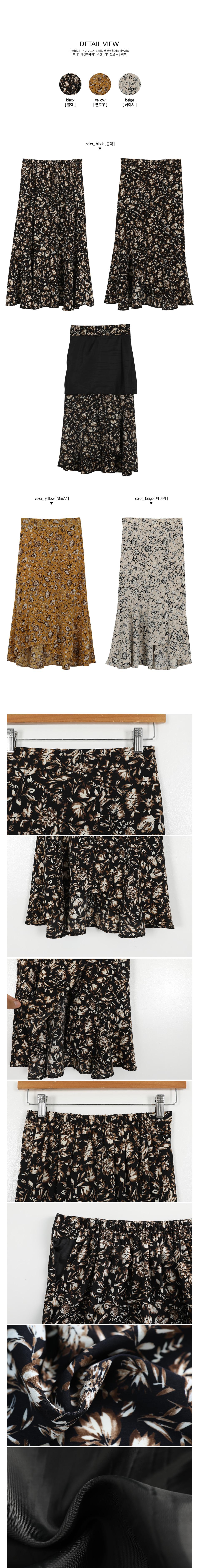 Celebril Long Skirt