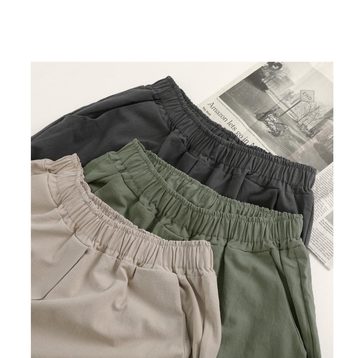 Dilin Wide Thong Bending Pants