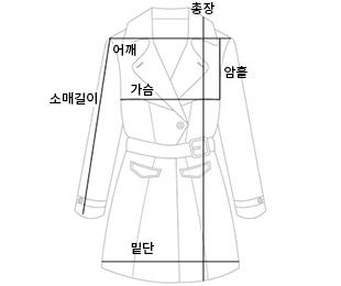 Salty bby coat