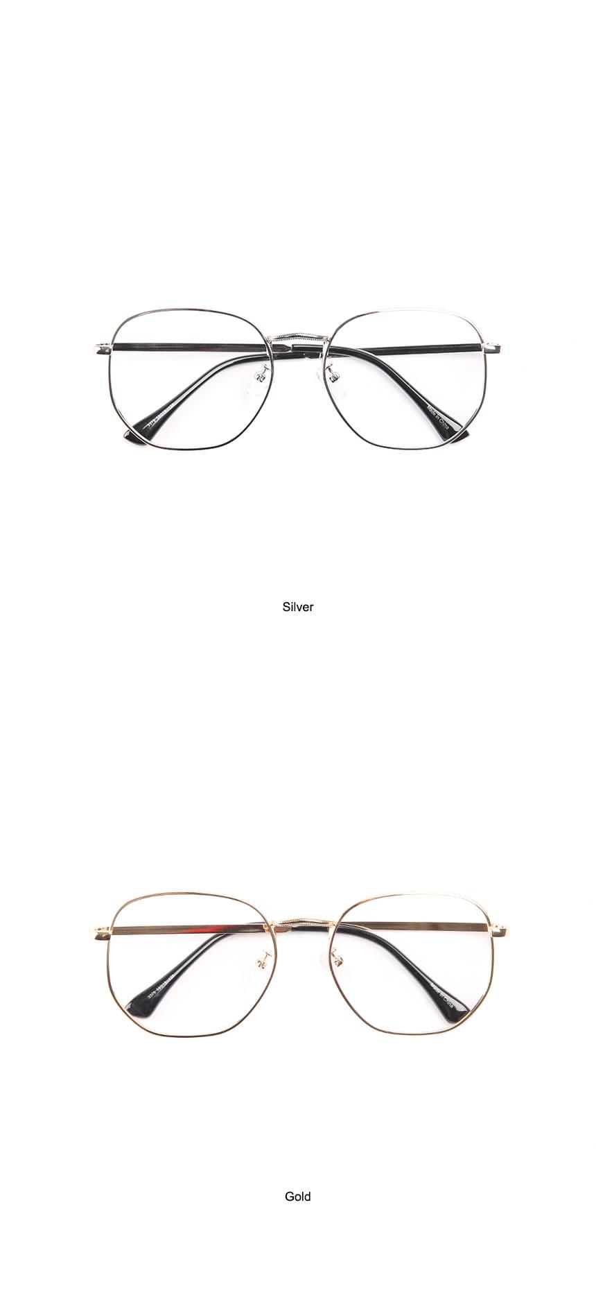 brain simple glasses