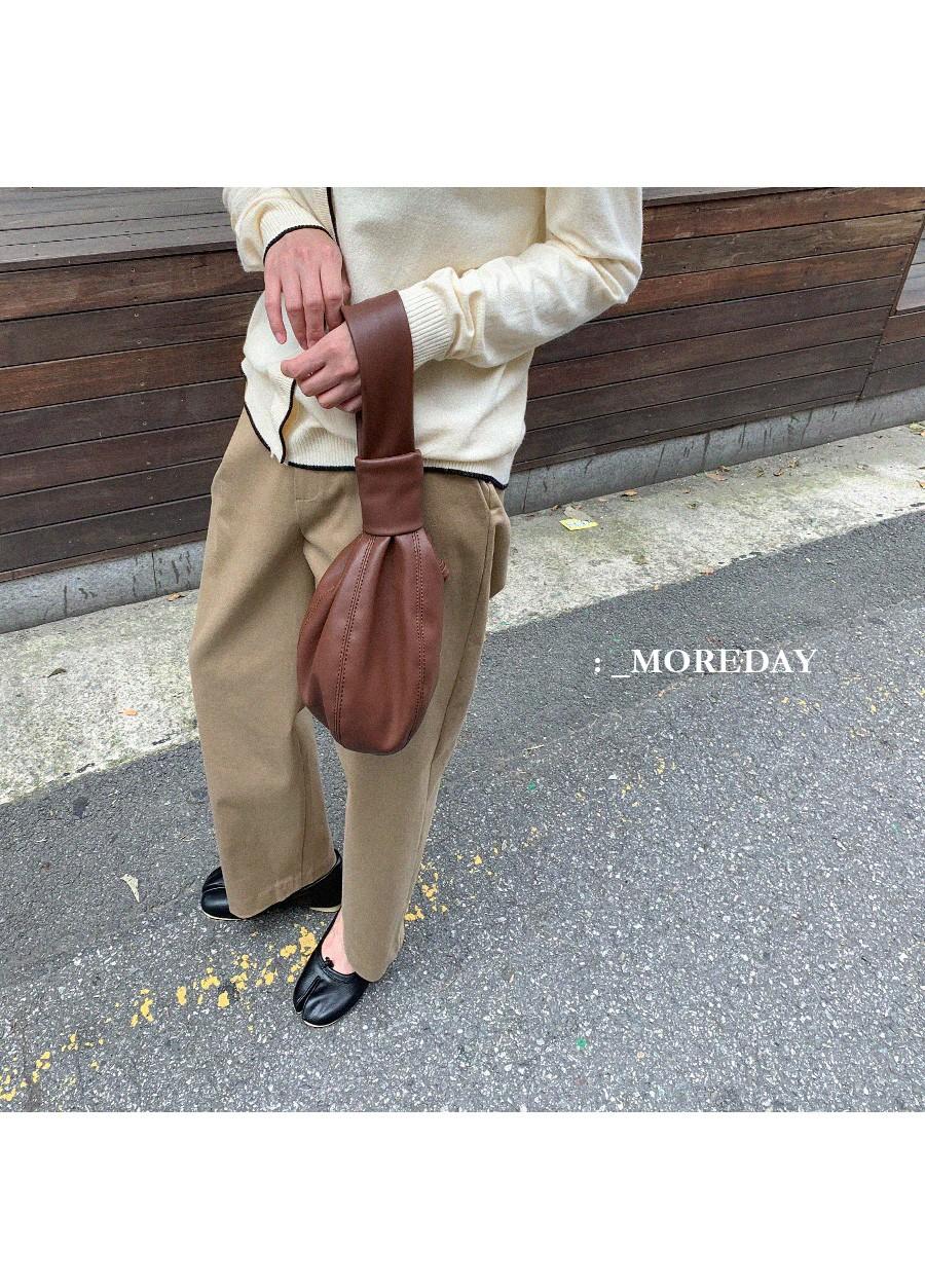 Leatherball bag