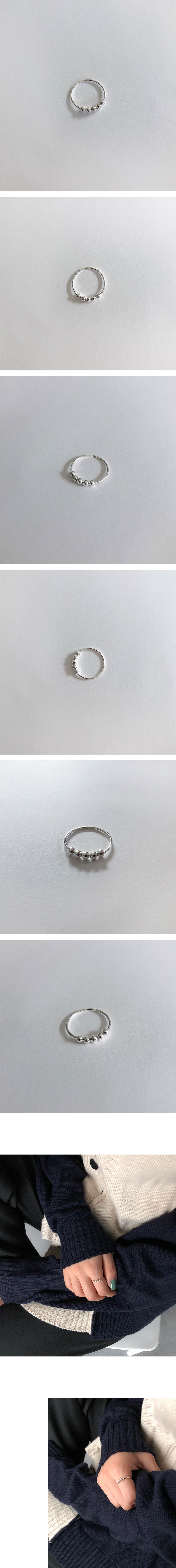 (silver925) santal ring
