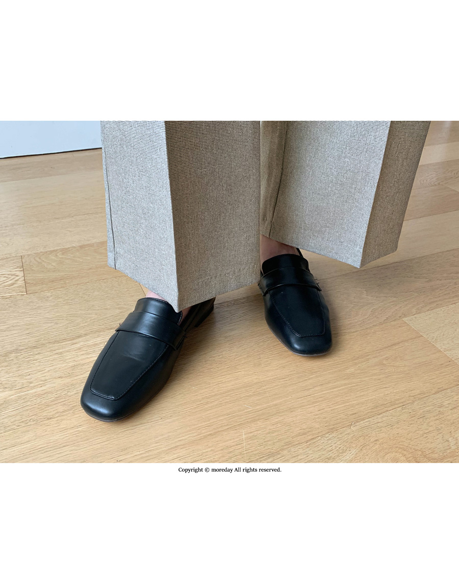 Salt loafers