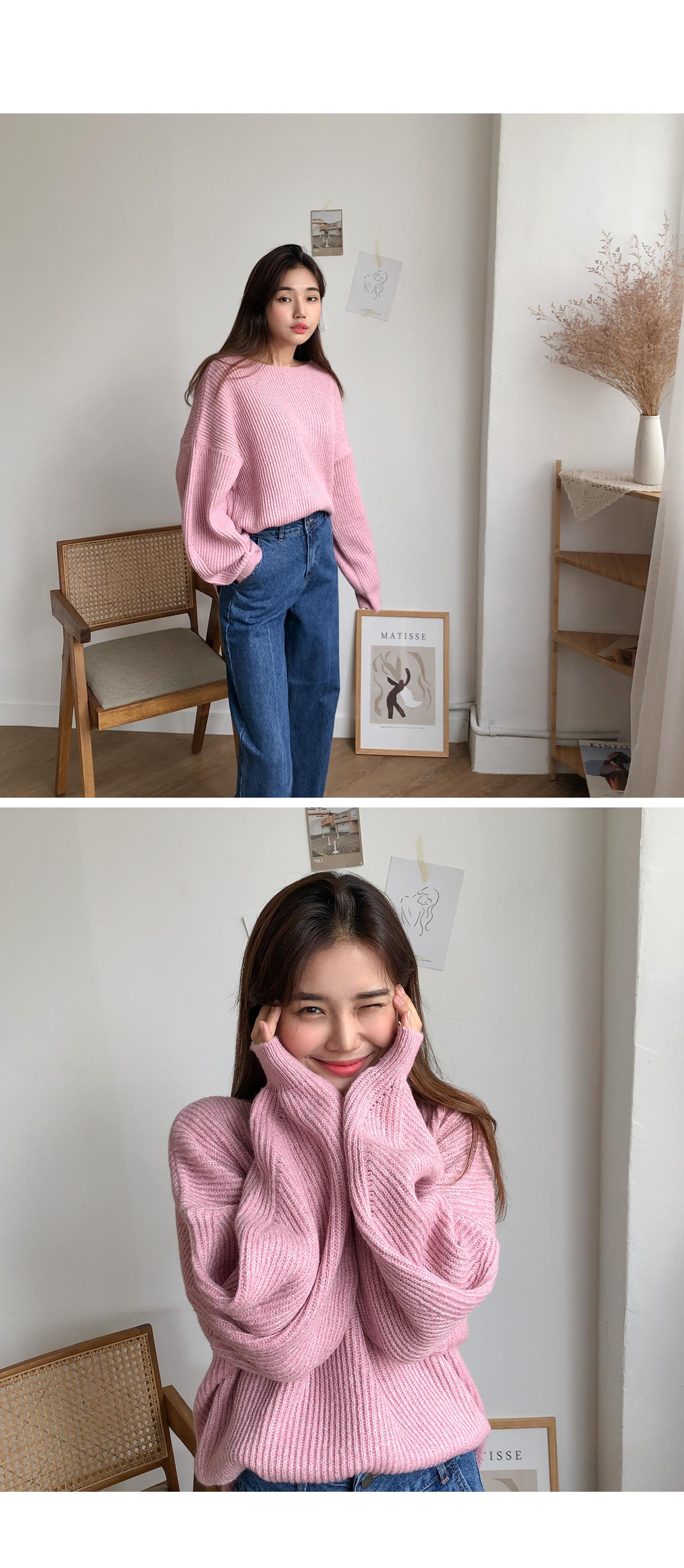 Marong Feminine Knit