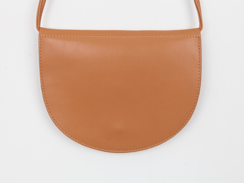 Flat Half Cross Bag