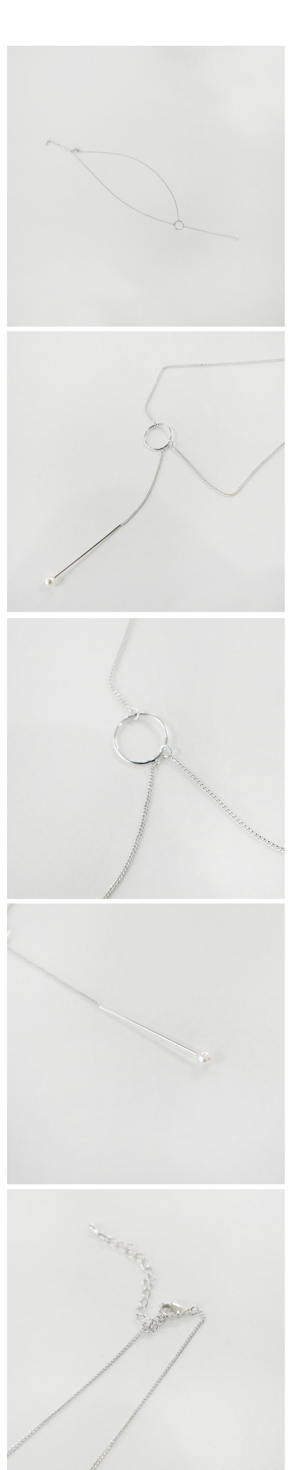 Ring Drop Pearl N
