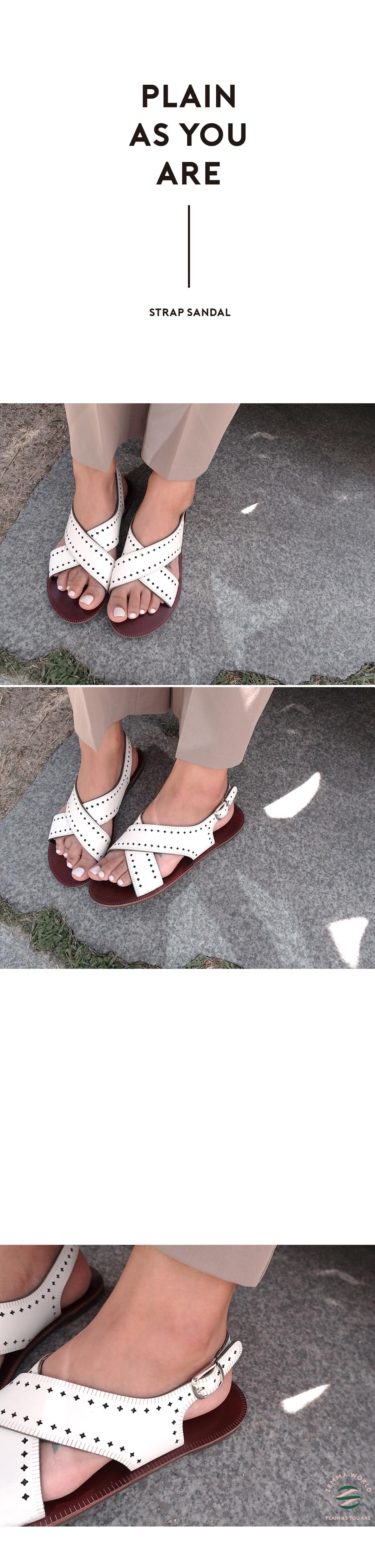 Ruller-Sandals