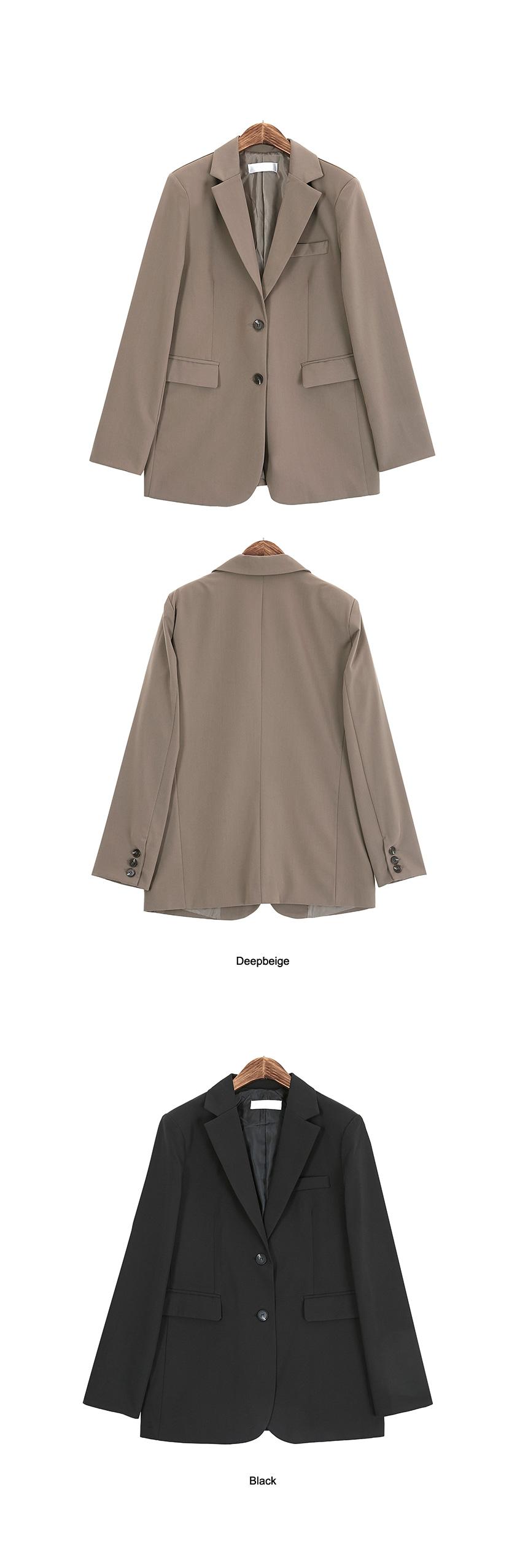 Manish Basic Jacket