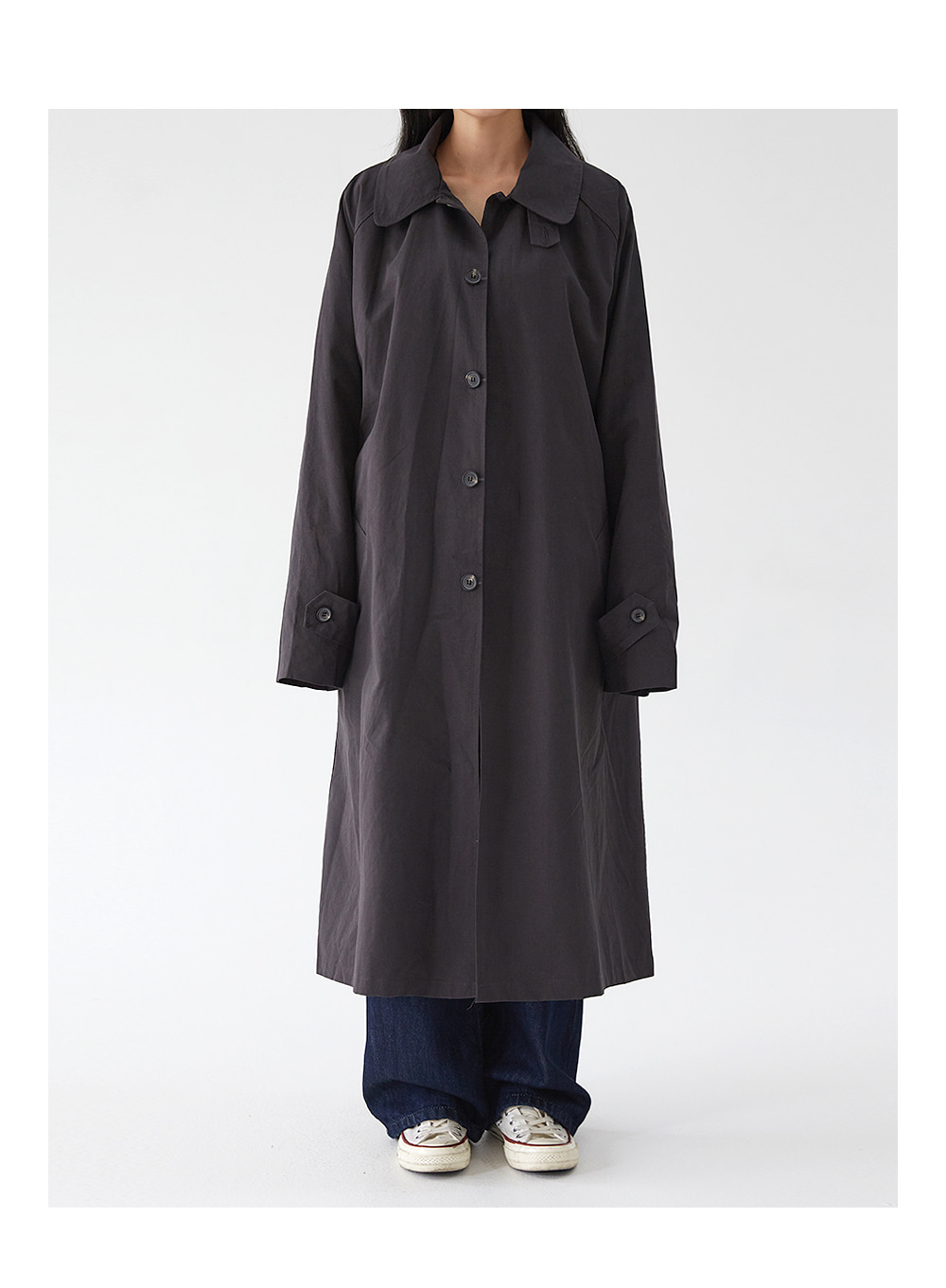 ray some trench coat