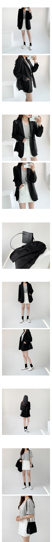 파우더보리자켓