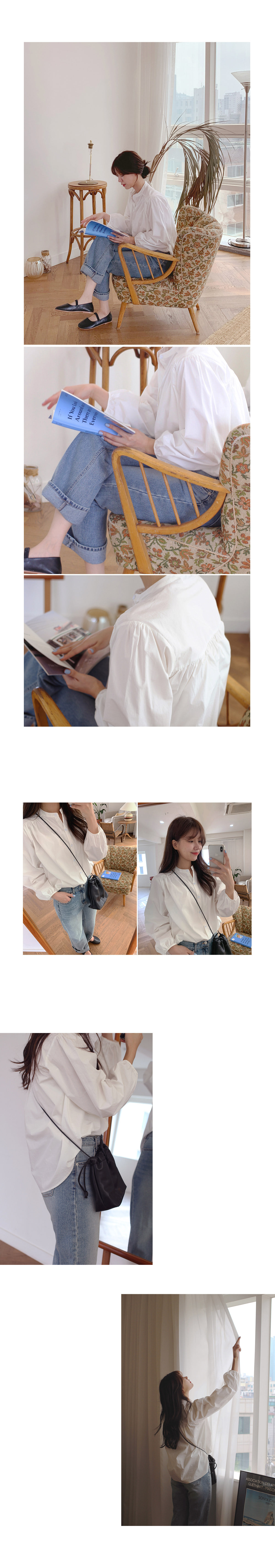 Flying blouse