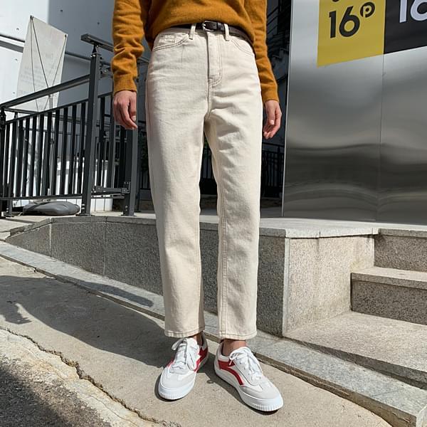 Le Basic Cotton Pants