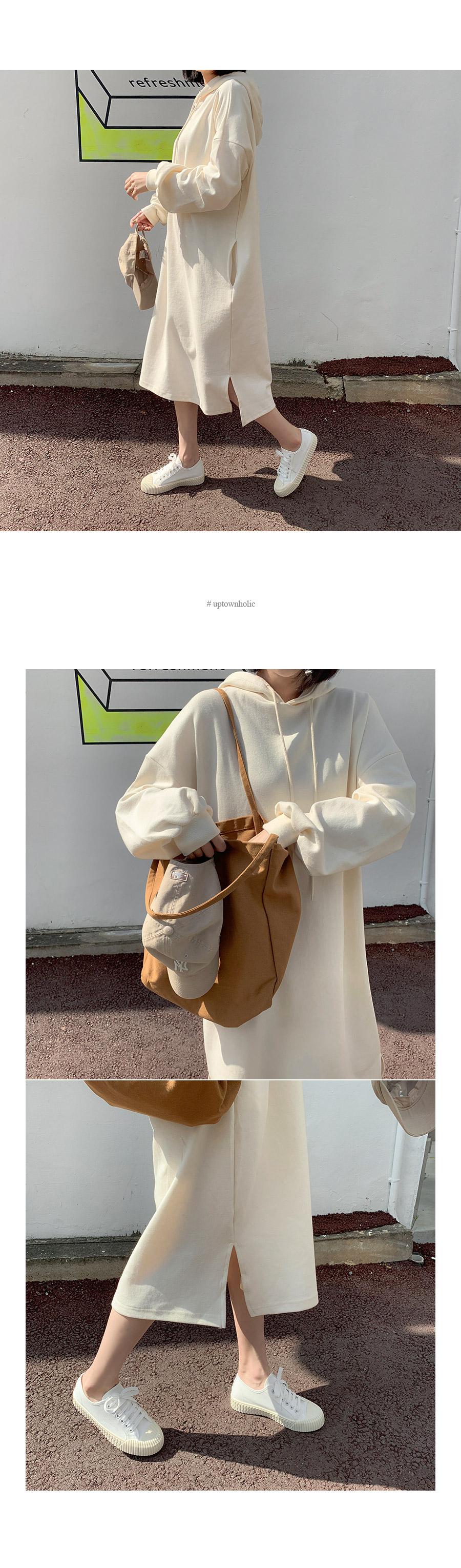 Dotty canvas bag