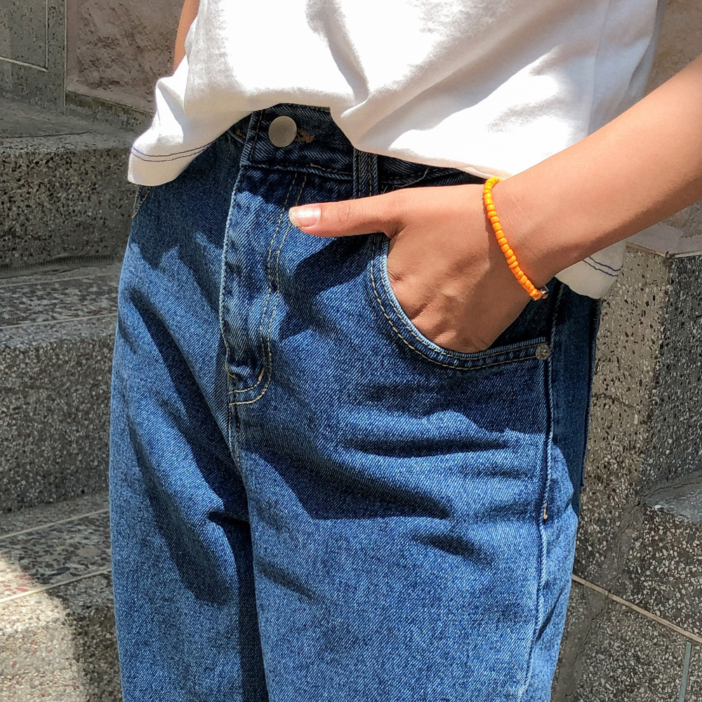 High West Straight Fit Jeans-pt
