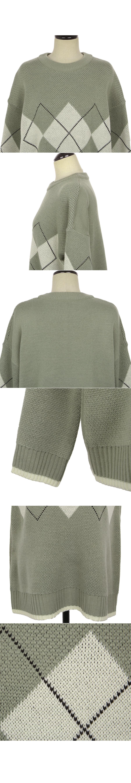 Monica mond knit