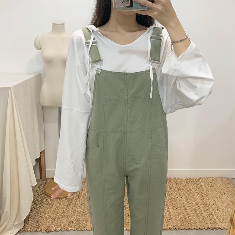 Steady cotton suspenders