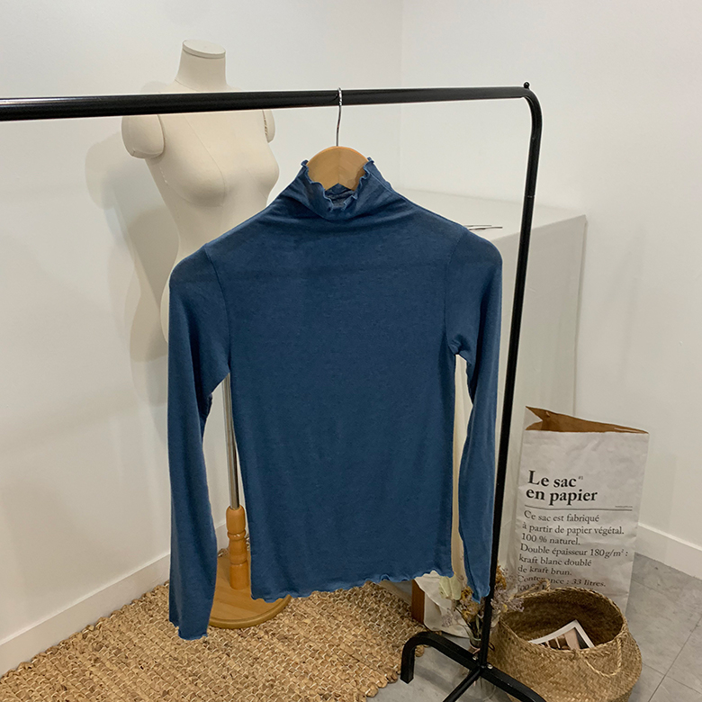 Catherine wool polar t-shirt