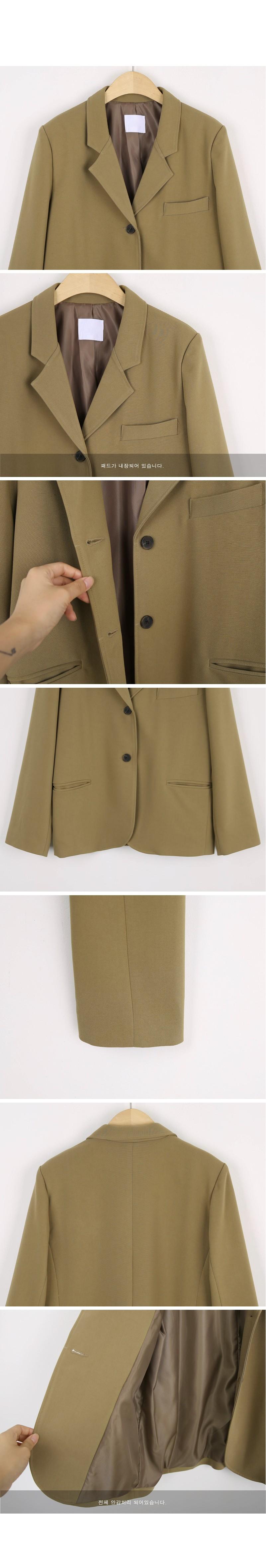 Boxy Jacket