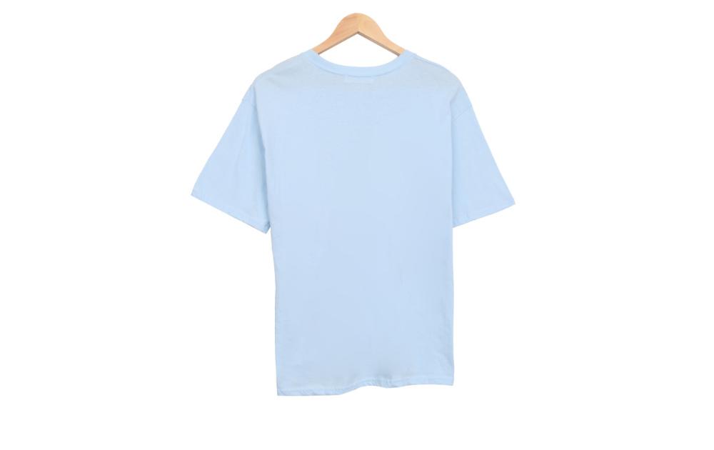 Short short sleeves T