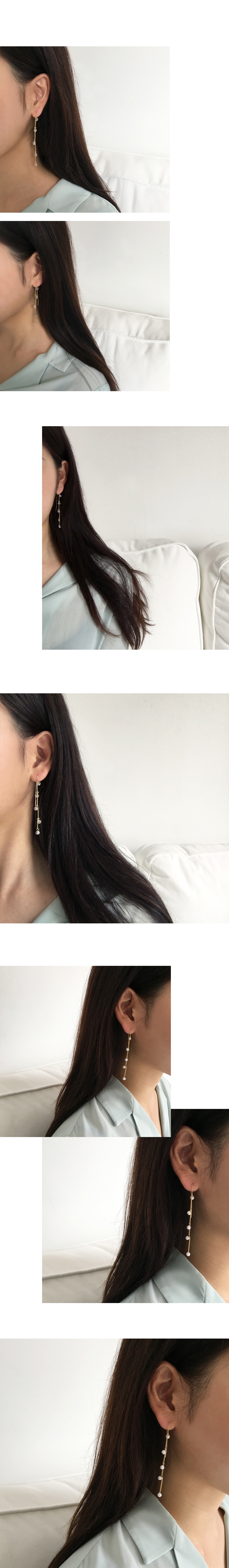 tweet earring