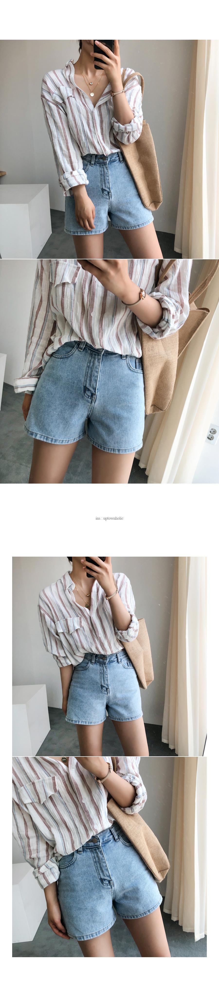 Notched pants S