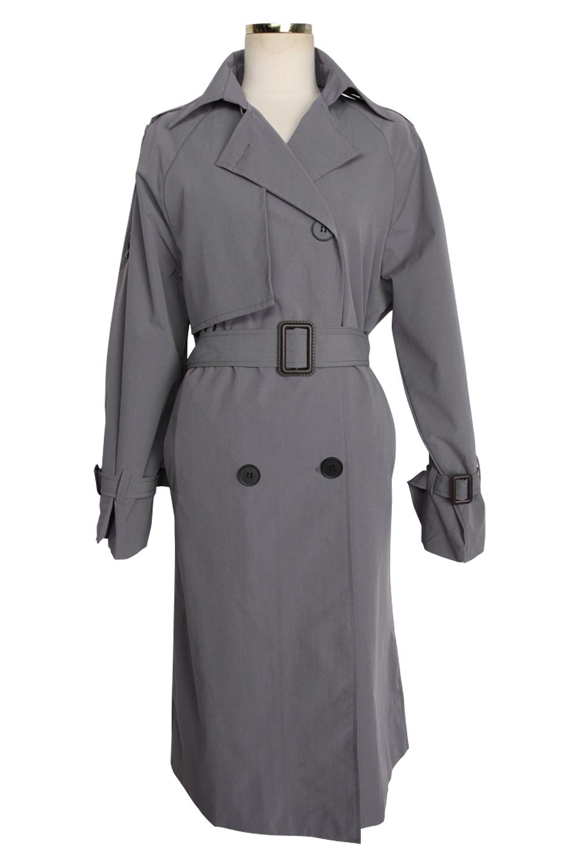 Paris Long Trench Coat