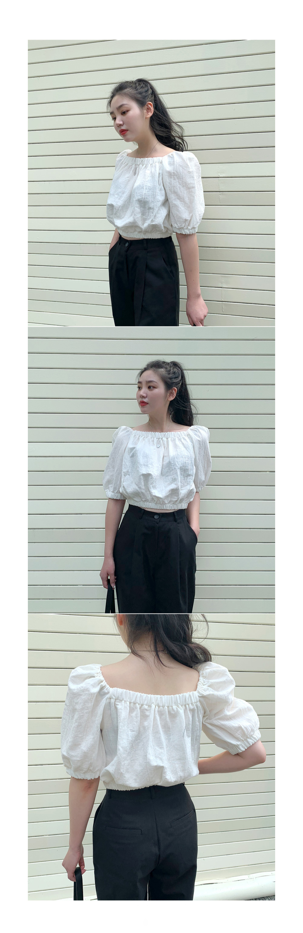 Dream Off Shoulder BL