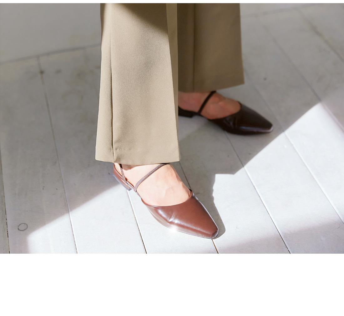 MILANO BOOTS CUT SLACKS