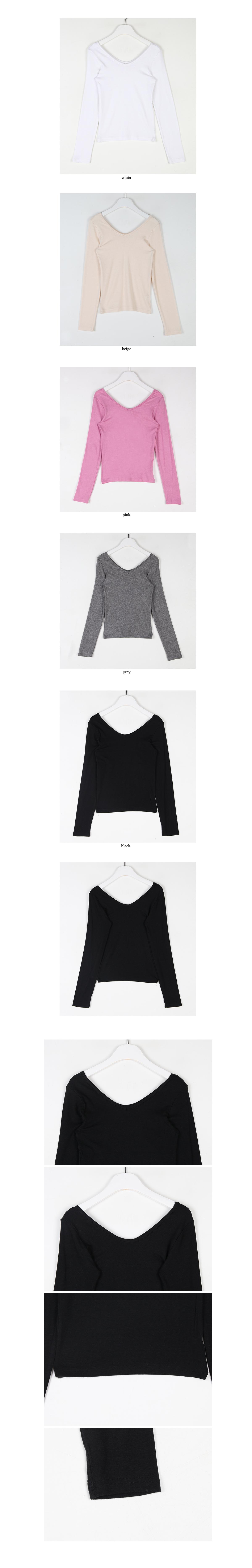 maron t-shirt (5colors)