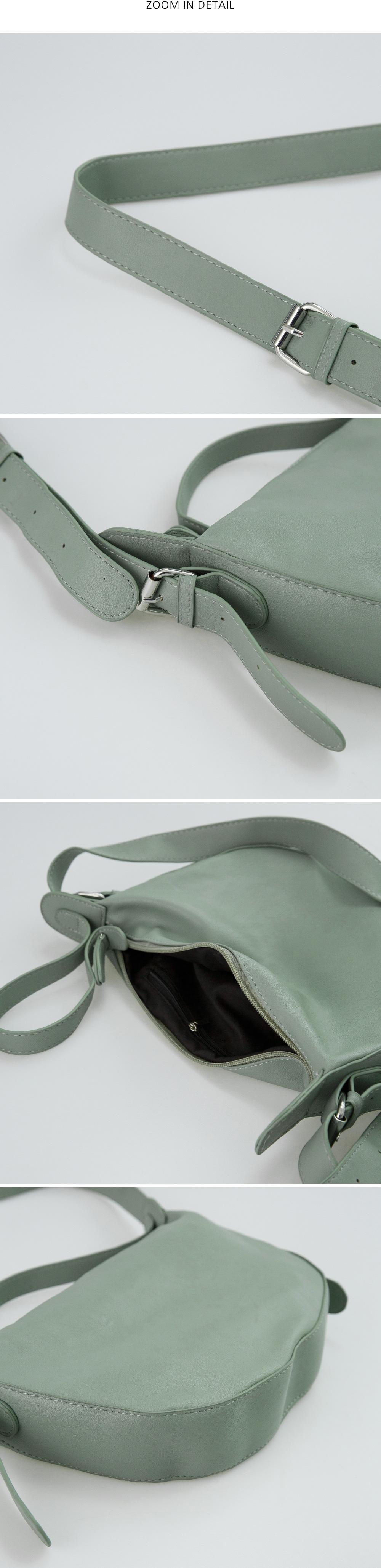 half moon two strap bag