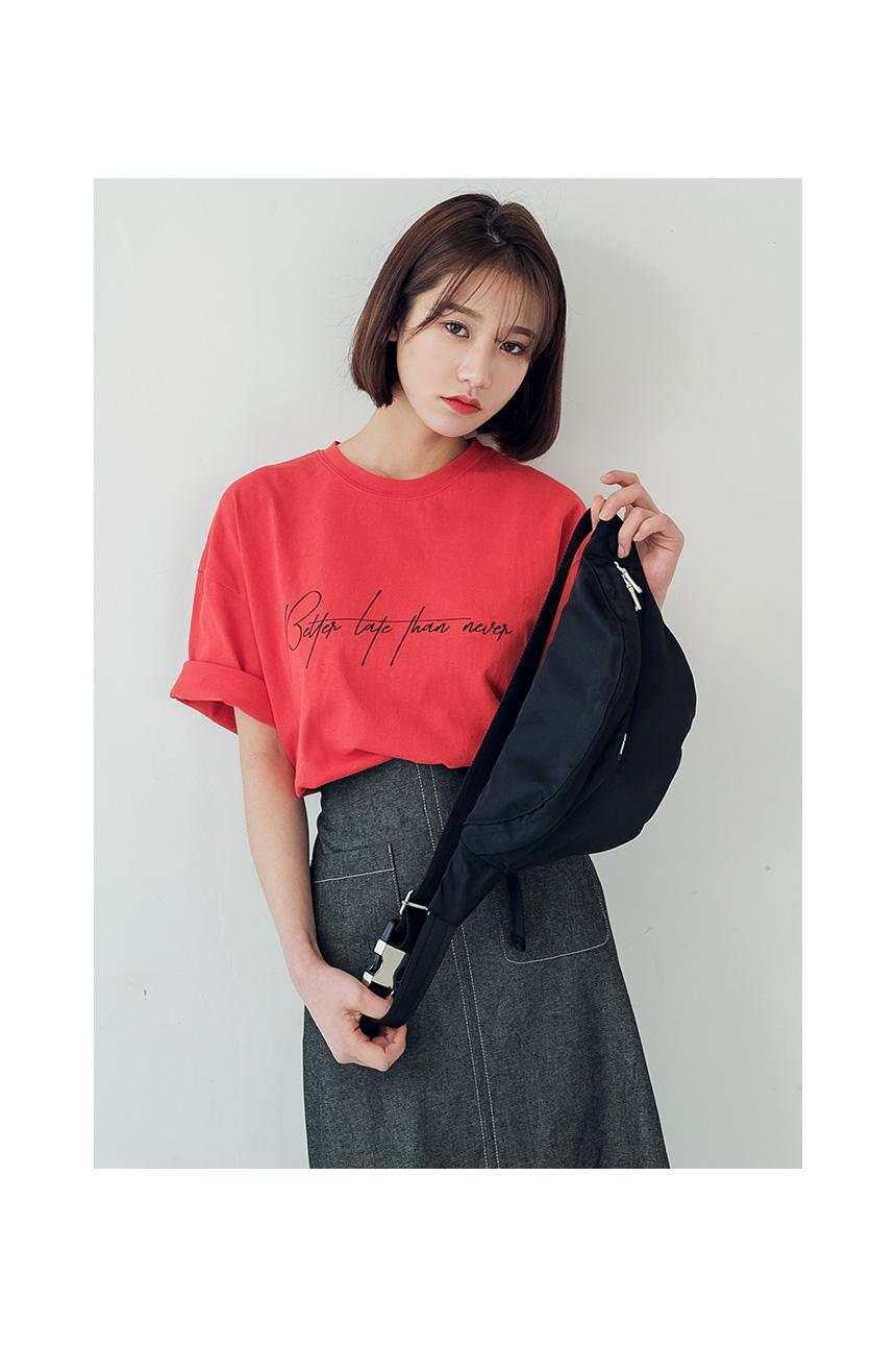유니크 원 슬링 백