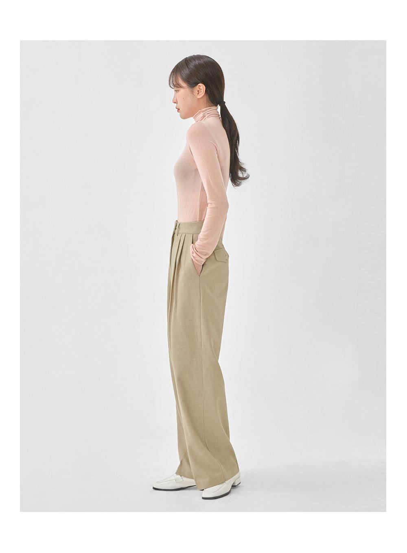 mark pocket long wide slacks
