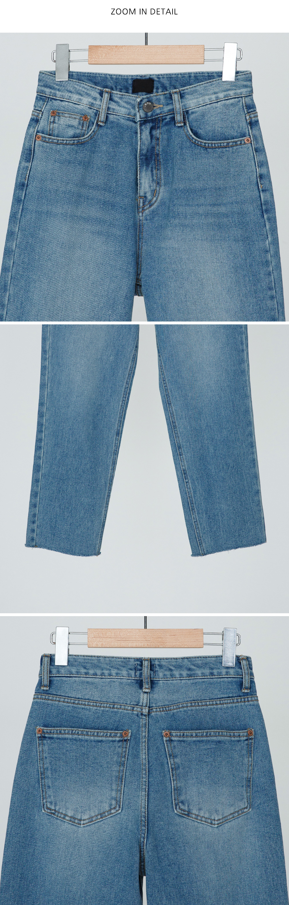 High West Cut 9 Jeans