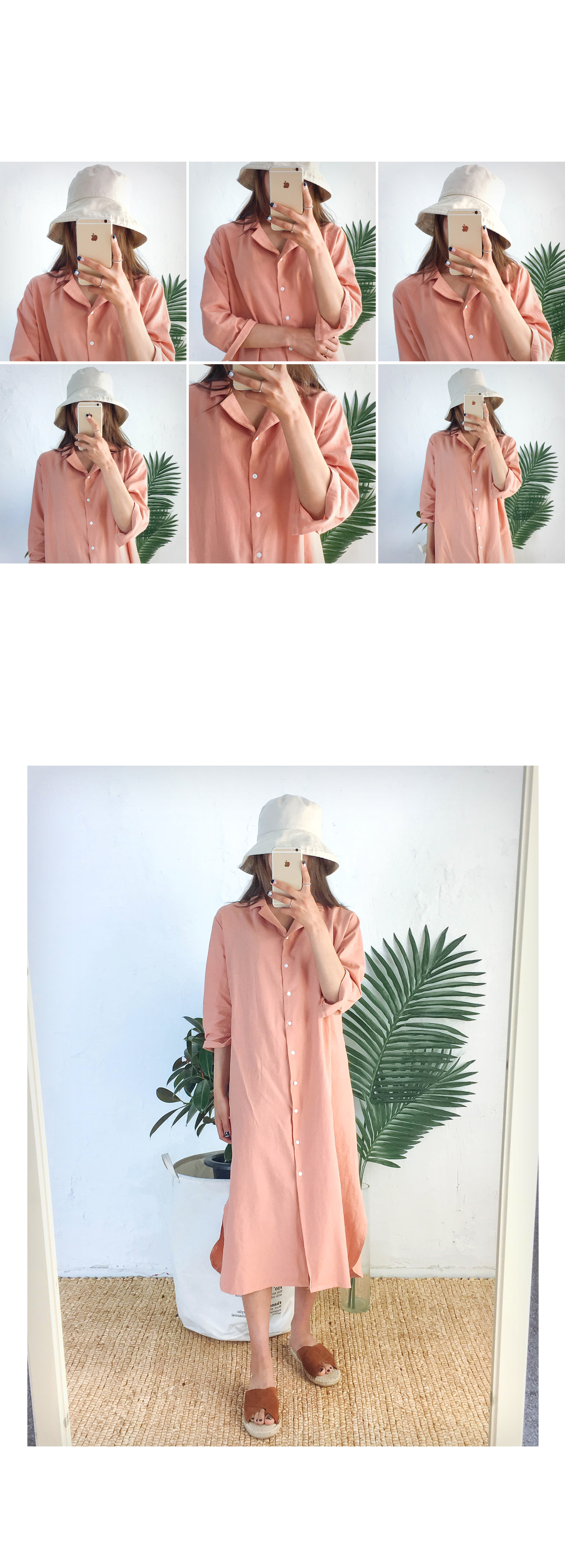 Oversized Bust Daily Daily Bucket Hat