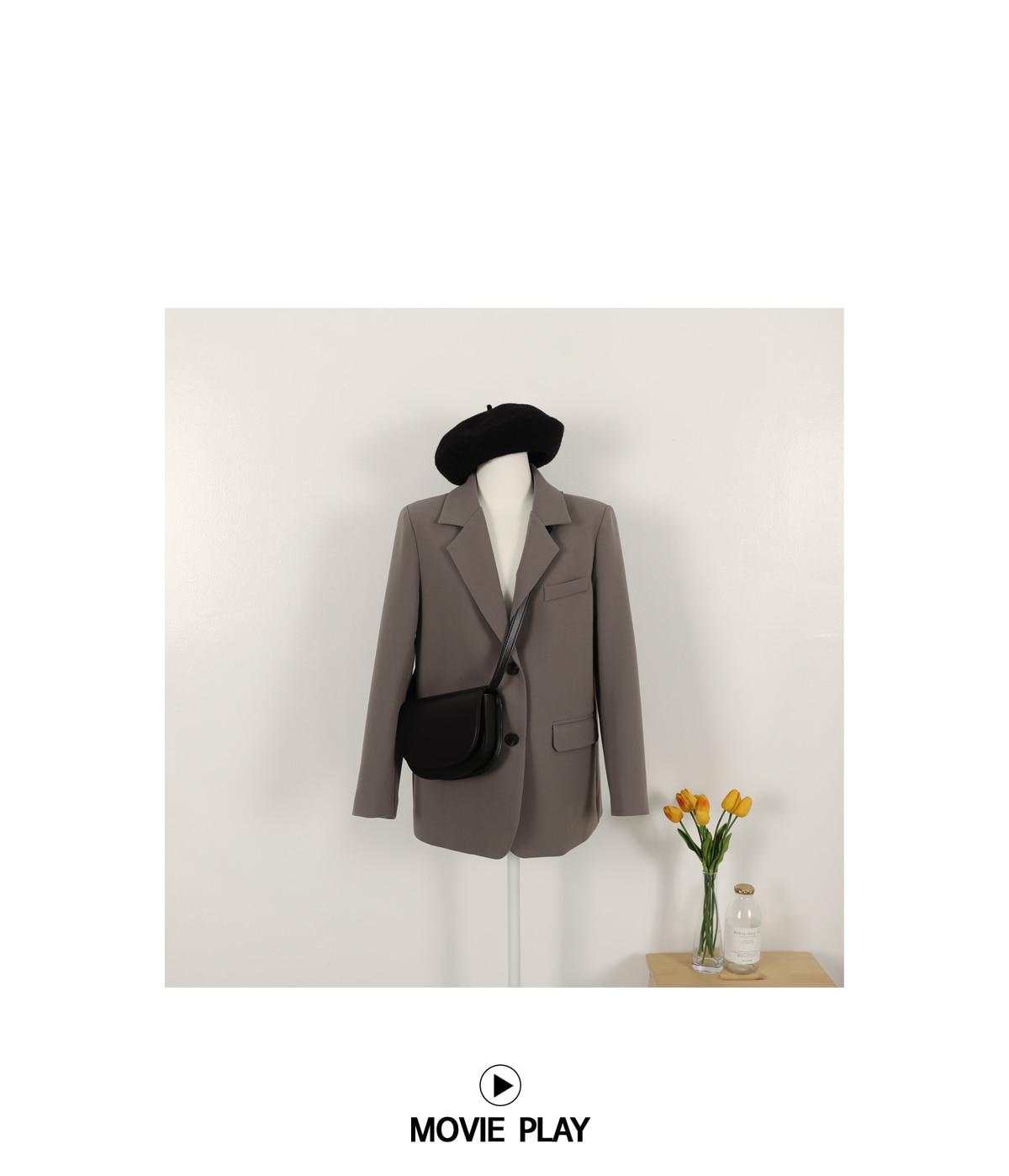 Arte Mocca Jacket