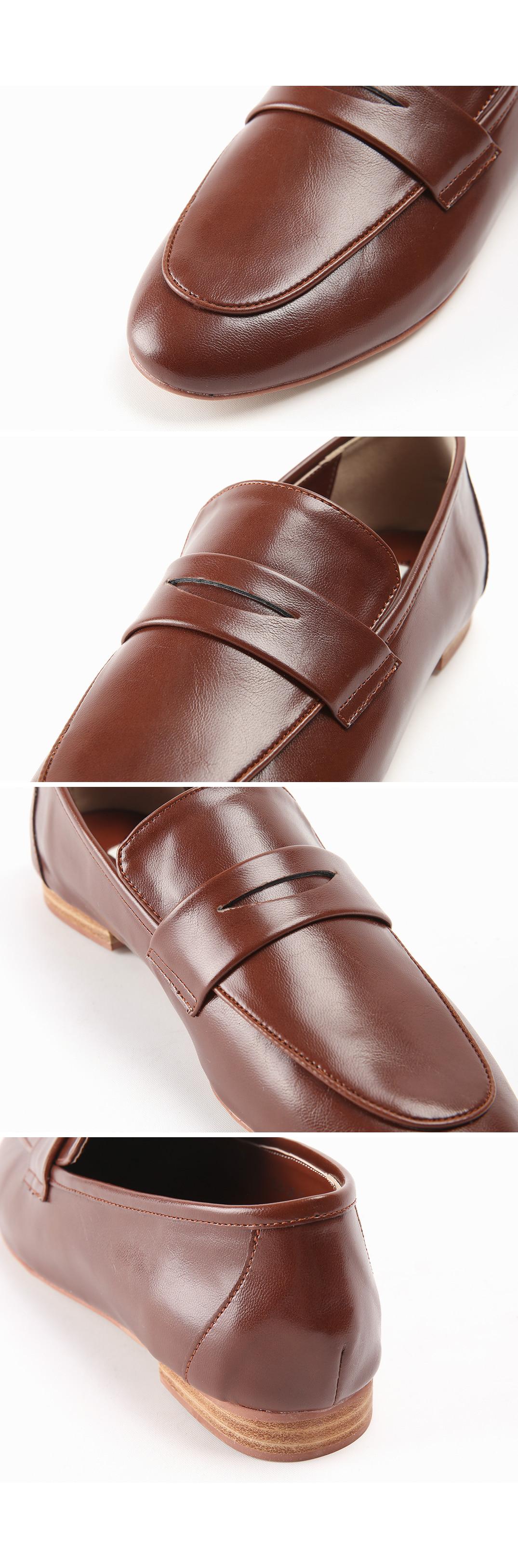 fervor round loafer