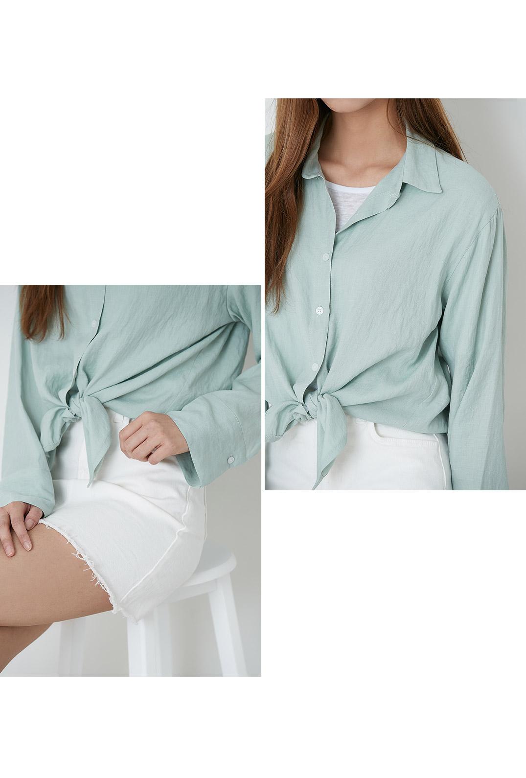 Vintage Cotton Mini Skirt
